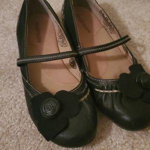 Leather Madison shoes